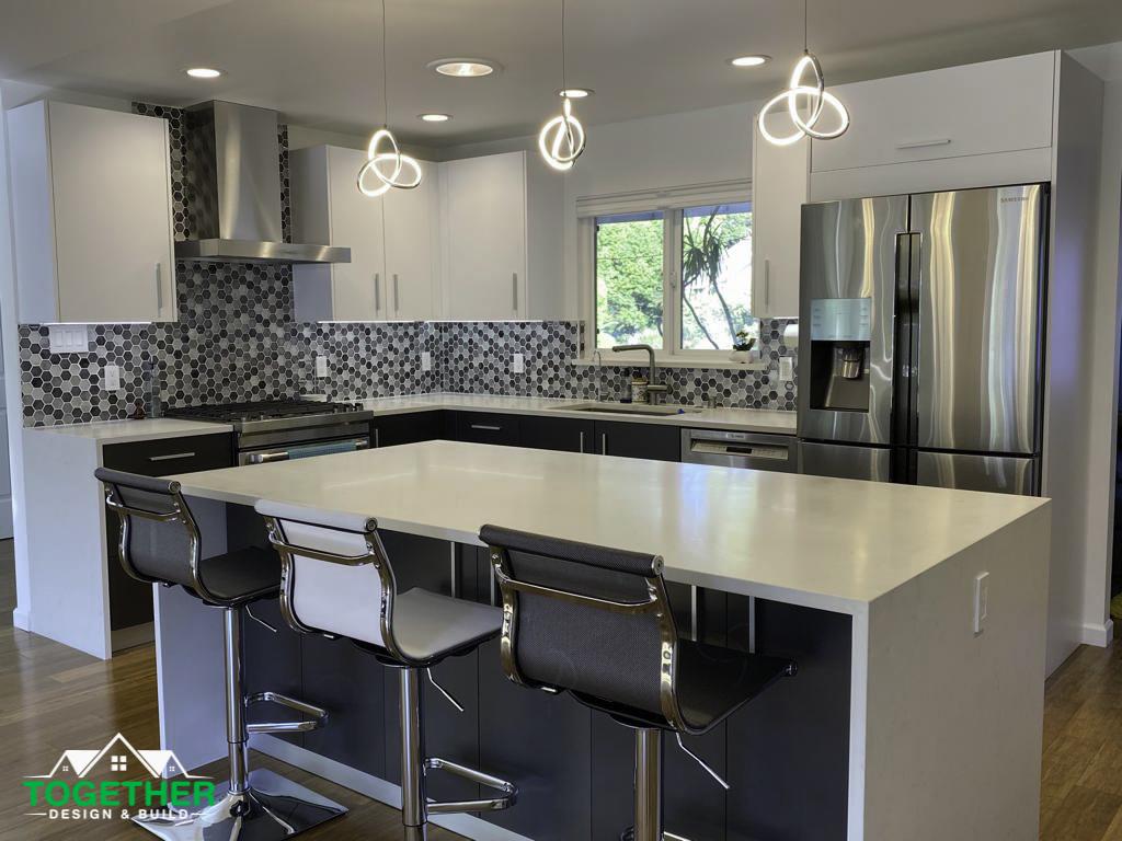 Metal Elements in Kitchen Design